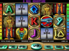 Gods of the Nile II slotmachine-77.com OpenBet 1/5