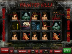 Haunted Villa slotmachine-77.com Teshwa 4/5