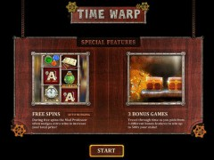 Time Warp slotmachine-77.com Cayetano Gaming 1/5