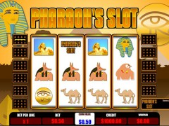 Pharaoh's Slot slotmachine-77.com Leander Games 1/5