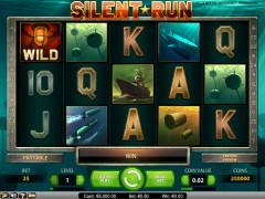 Silent Run slotmachine-77.com NetEnt 1/5