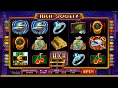 High Society - Quickfire