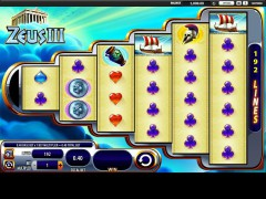 Zeus III slotmachine-77.com William Hill Interactive 1/5