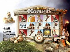 The Legend of Olympus slotmachine-77.com Rabcat Gambling 1/5