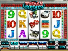 Vegas Dream slotmachine-77.com Microgaming 1/5