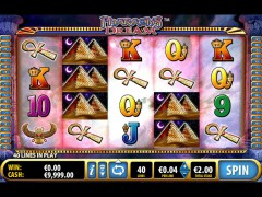 Pharaoh's Dream slotmachine-77.com Bally 1/5