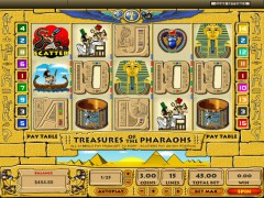 Treasures of the Pharaohs slotmachine-77.com Topgame 1/5