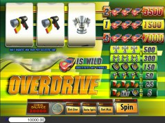 Overdrive slotmachine-77.com Saucify 1/5