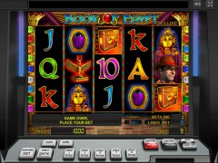 Book of Egypt Deluxe slotmachine-77.com Gaminator 1/5