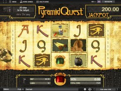 Pyramid Quest slotmachine-77.com Espresso Games 1/5