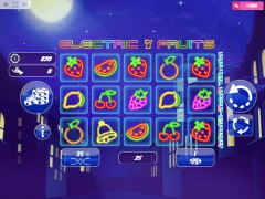 Electric7Fruits slotmachine-77.com MrSlotty 1/5