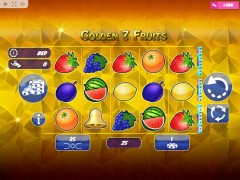 Golden7Fruits slotmachine-77.com MrSlotty 1/5