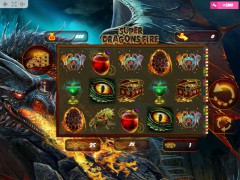 Super Dragons Fire slotmachine-77.com MrSlotty 1/5
