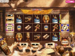 Treasures of Egypt slotmachine-77.com MrSlotty 1/5