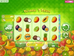 Tropical7Fruits - MrSlotty