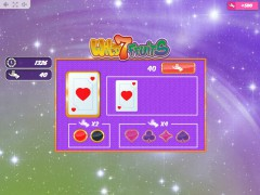 Wild7Fruits slotmachine-77.com MrSlotty 3/5