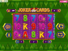 Joker Cards slotmachine-77.com MrSlotty 1/5