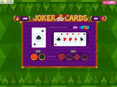 Joker Cards slotmachine-77.com MrSlotty 3/5