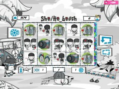 She/He_beach slotmachine-77.com MrSlotty 1/5