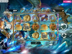 Zeus the Thunderer slotmachine-77.com MrSlotty 1/5